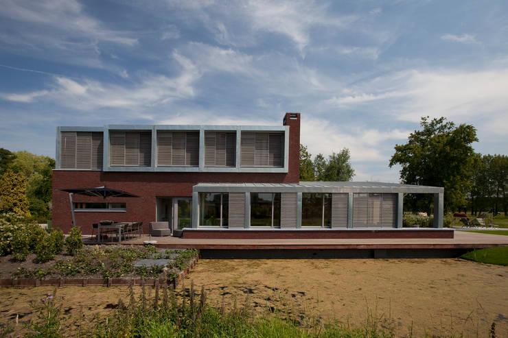 woonhuis Brinkman:  Huizen door Groeneweg Van der Meijden Architecten
