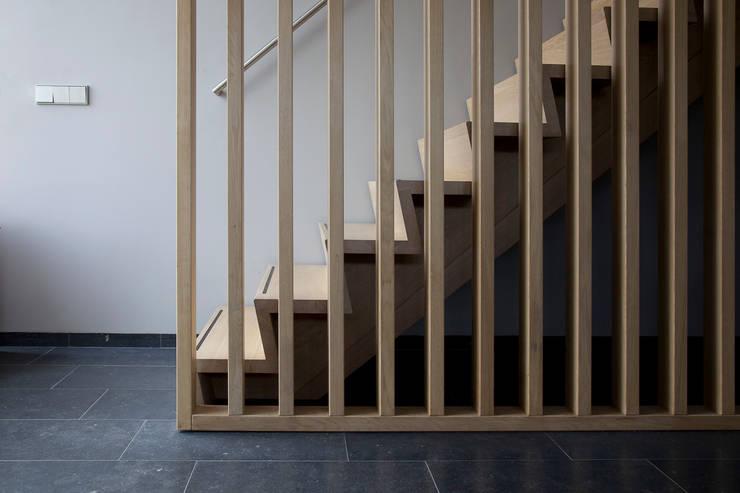Groeneweg Van der Meijden Architecten:  tarz Koridor ve Hol