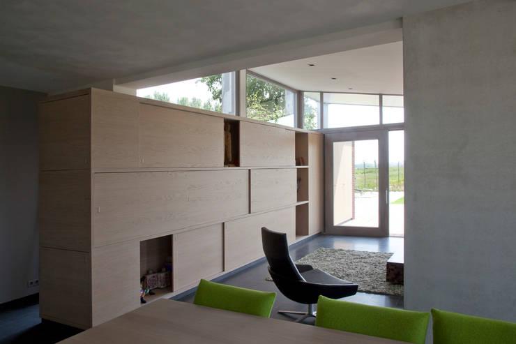 Groeneweg Van der Meijden Architecten:  tarz Oturma Odası