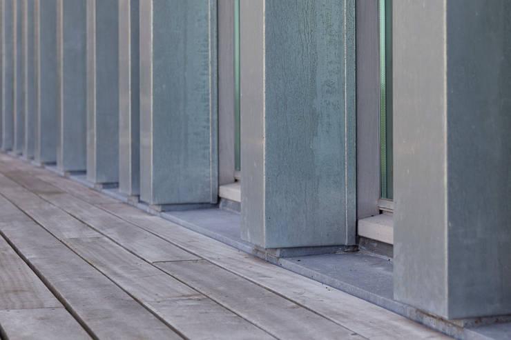 Woonhuis Joosse:  Ramen door Groeneweg Van der Meijden Architecten, Modern