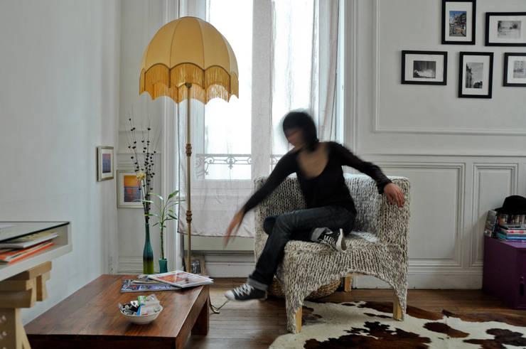 éKosse: Salon de style  par Work&Shop