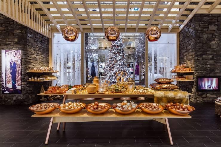 Weiße Weihnacht - Die festlichste Zeit des Jahres :   von KaDeWe