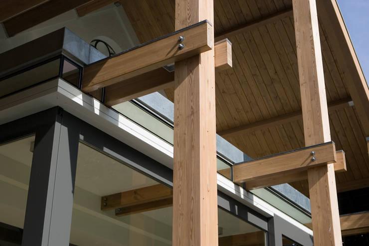 Woonhuis Van As:  Ramen door Groeneweg Van der Meijden Architecten