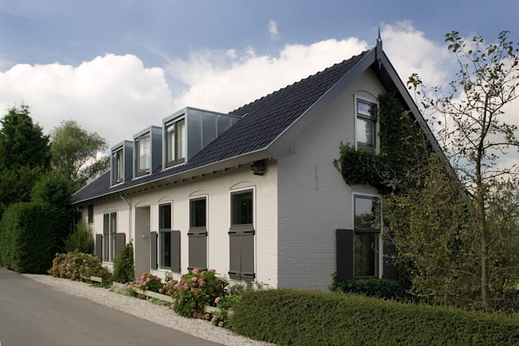 classic Houses by Groeneweg Van der Meijden Architecten