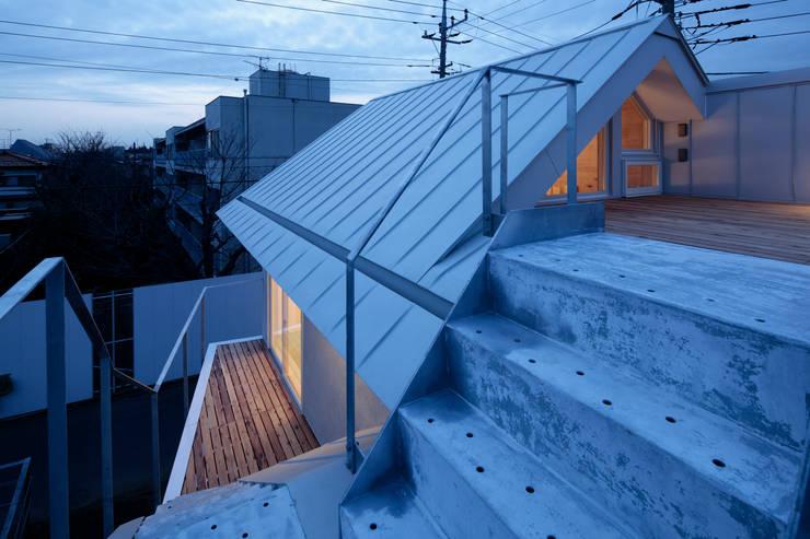石神井 Y HOUSE: 池田雪絵大野俊治 一級建築士事務所が手掛けた家です。,