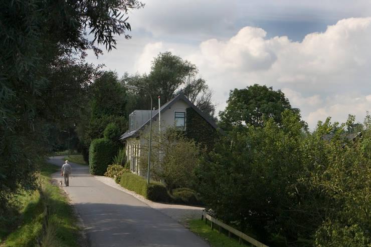 Woonhuis Van As:  Huizen door Groeneweg Van der Meijden Architecten