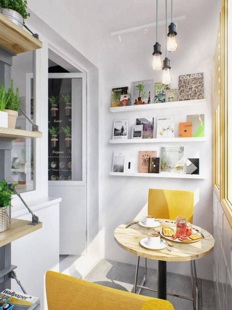 Modern Terrace by IdeasMarket Modern