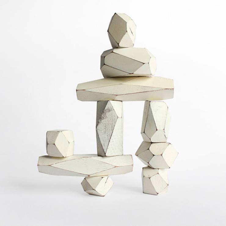 faceted building blocks:  Nursery/kid's room by Fate London
