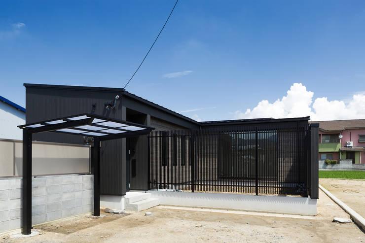 外観: Arata Architect Studioが手掛けた家です。