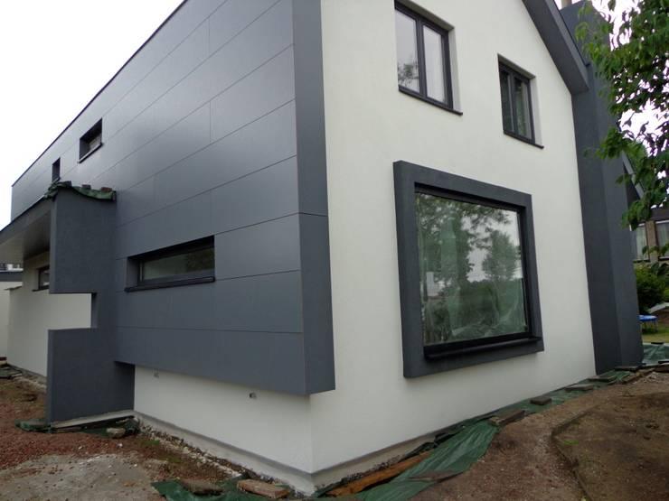 Projekty,   zaprojektowane przez Kwaspen Architectuur