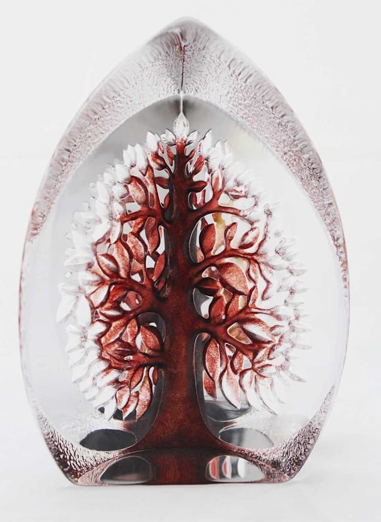 Yggdrasil Sculpture by Mats Jonasson at Riverside Art and Glass:  Artwork by Riverside Art and Glass, Contemporary Gallery