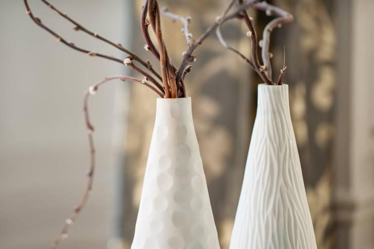Projekty,  Sypialnia zaprojektowane przez Soleil Bleu- Edition Wellmann GmbH