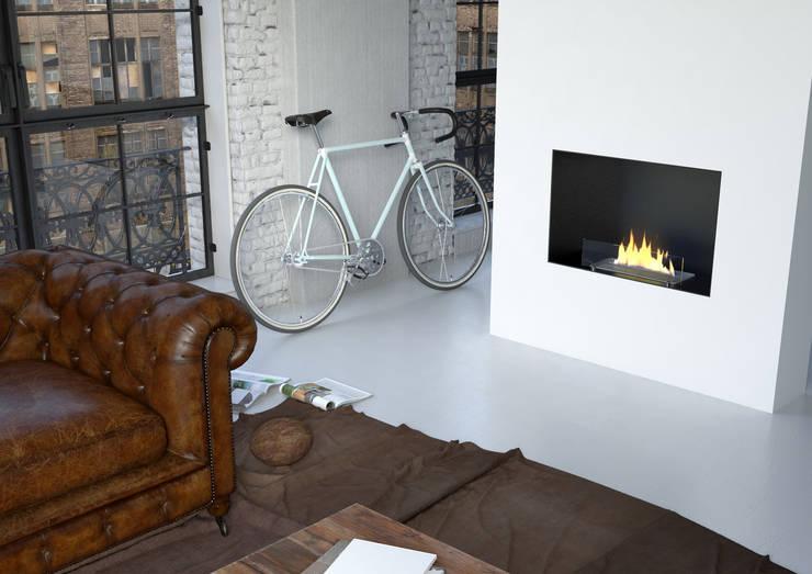 Sala de estar  por MaisonFire