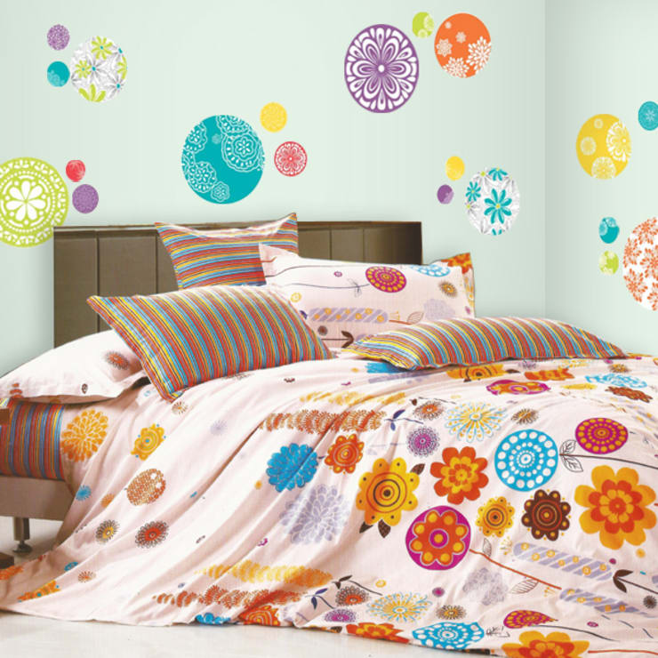 classic Bedroom تنفيذ Becky and Lolo