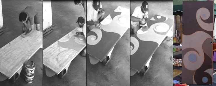 arredo: Casa in stile  di sandro trani designer