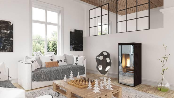 Salas de estilo  por MaisonFire