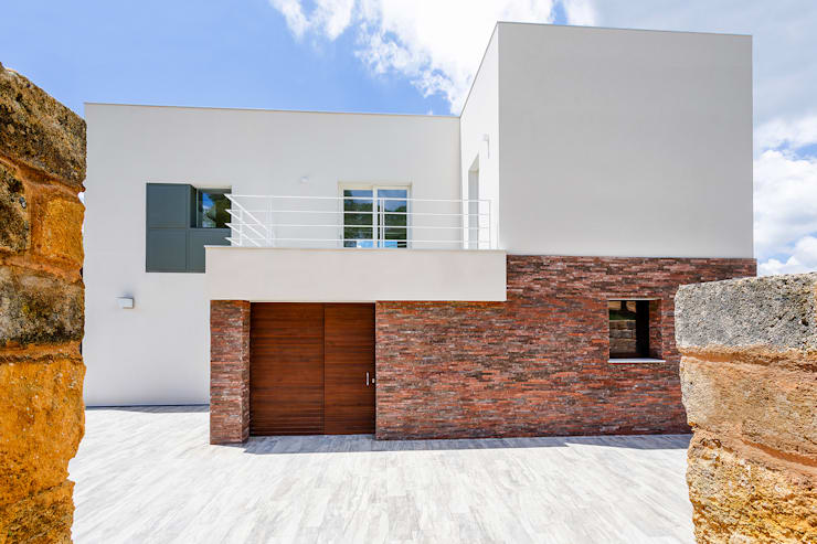 Projekty,  Domy zaprojektowane przez Studio 4e