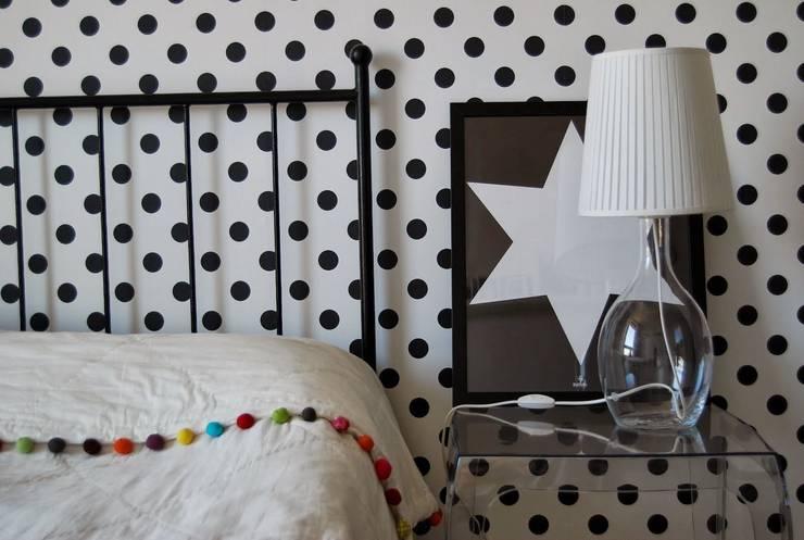 wnętrza: styl , w kategorii Sypialnia zaprojektowany przez wnętrzności