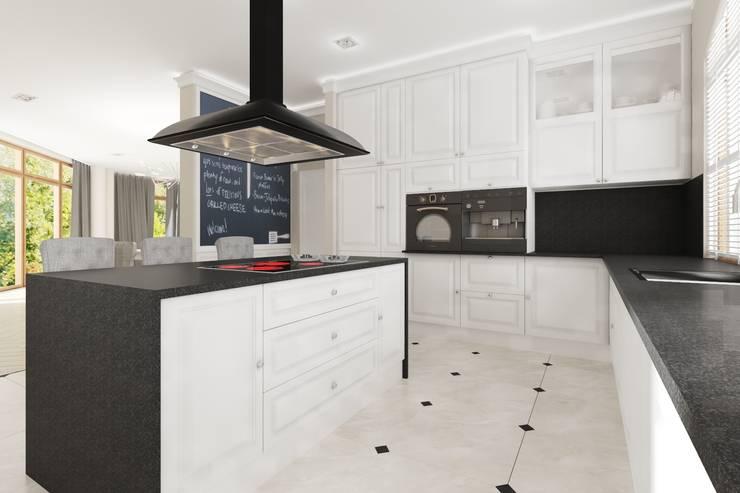 Кухни в . Автор – Mocca Studio