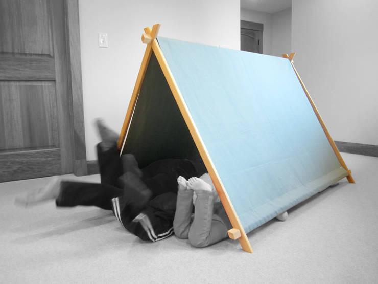 Детская комната в . Автор – Sebastian Reymers Design