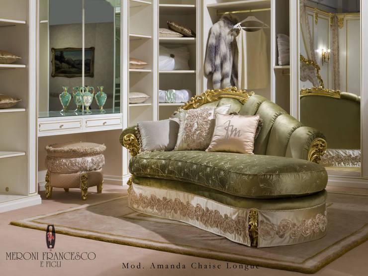 Dormitorios de estilo clásico de Meroni Francesco e Figli