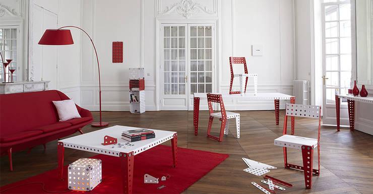 Meccano Home: Maison de style  par Cécile Makowski