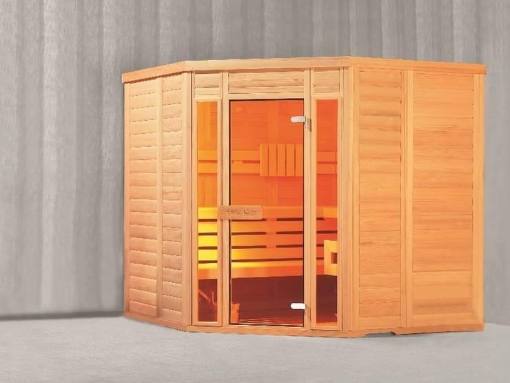 Infrarot-Wärmekabine:  Spa von Saunalux GmbH Products & Co. KG ,