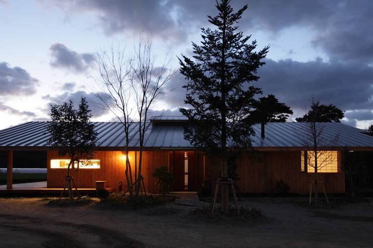 月見草の家: Schri Kakinumaが手掛けた家です。