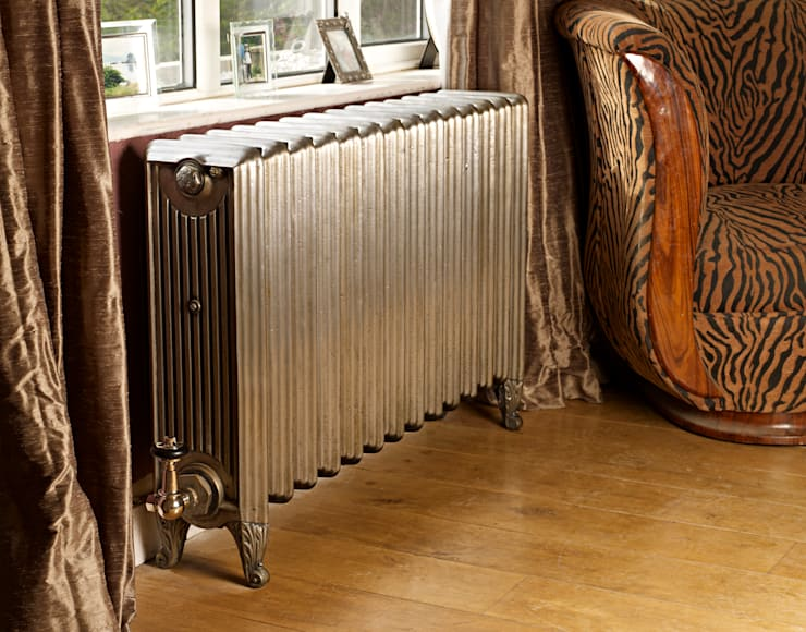 Projekty,  Gospodarstwo domowe zaprojektowane przez Vintage and Architectural