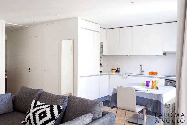 Cocina: Cocinas de estilo minimalista de Interiorismo Paloma Angulo