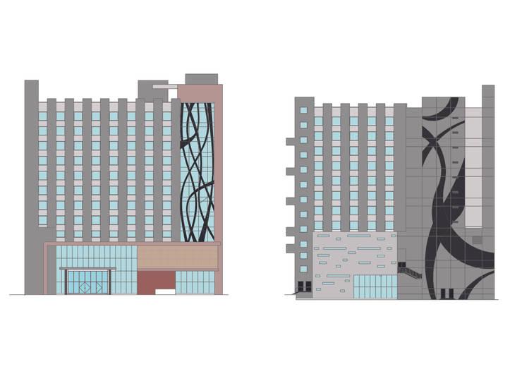 Hilton:   by MAAS