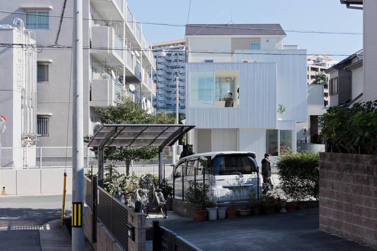 茶屋が坂の家: 近藤哲雄建築設計事務所が手掛けた家です。