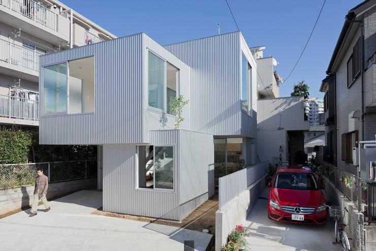 近藤哲雄建築設計事務所의  주택