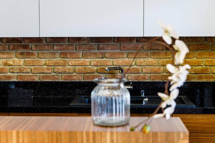 Kuchnia: styl , w kategorii Kuchnia zaprojektowany przez Agnieszka Makowska