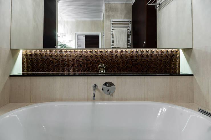 Łazienka: styl , w kategorii Łazienka zaprojektowany przez Agnieszka Makowska