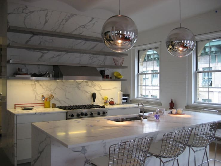 Kitchen by Marmi di Carrara
