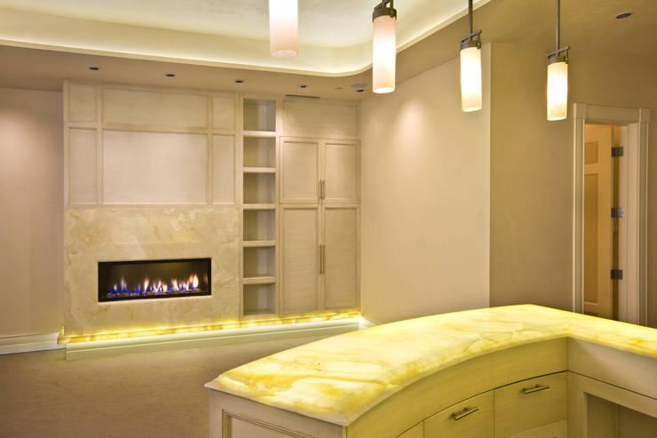 Onice illuminato:  in stile  di Marmi di Carrara, Moderno