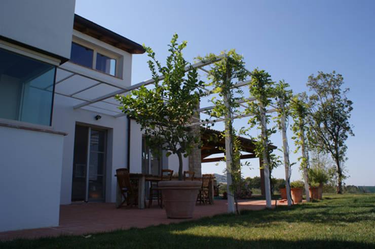 Cagis 의  정원