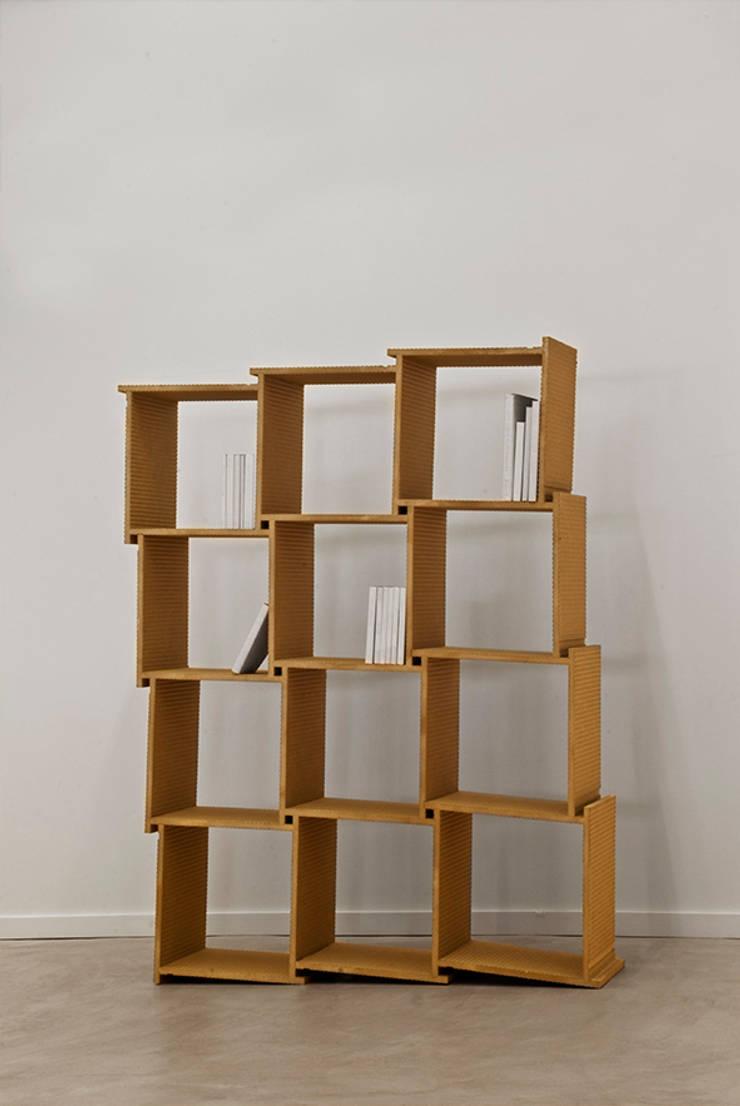 My library: Maison de style  par Christophe Mazuyet