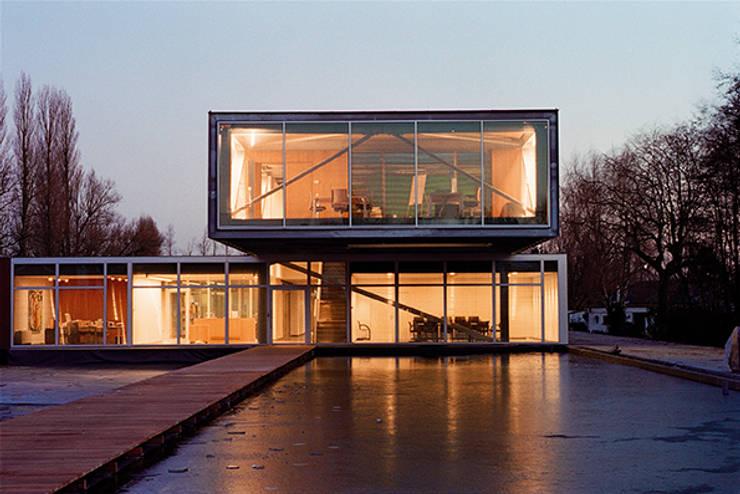 Casas modernas por Framemaster