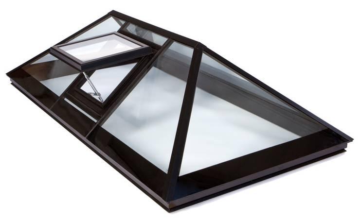 Puertas y ventanas de estilo moderno por Framemaster