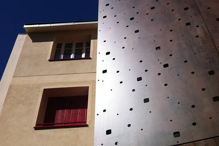 La Belle Strasbourgeoise: Maisons de style  par CRISS CROSSING