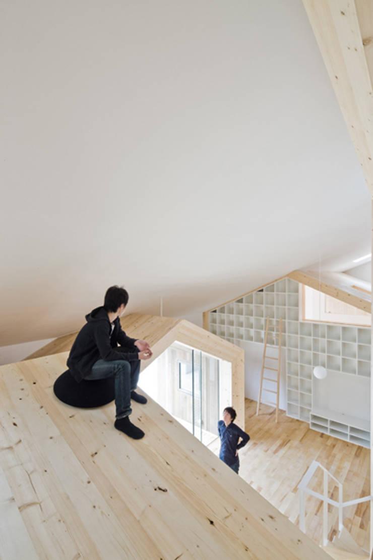 house k: 髙木貴間建築設計事務所が手掛けたです。