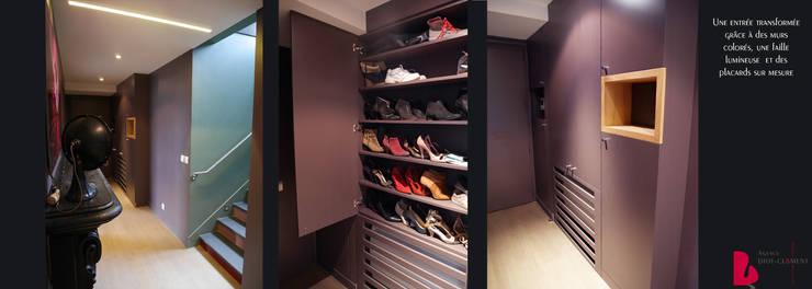 Tolbiac: Dressing de style  par Agence Diot-Clément