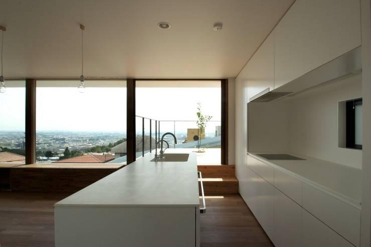 キッチン: SeijiIwamaArchitectsが手掛けた家です。