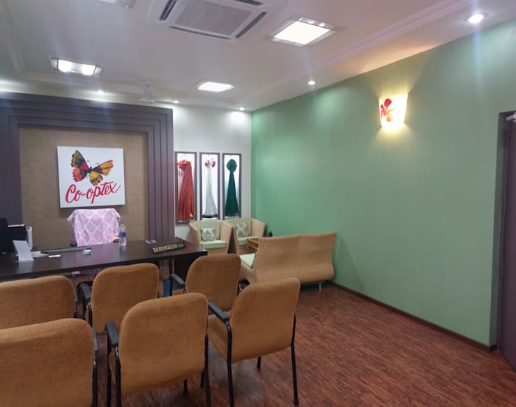 Quadrantz Consultants - Co optex MD Room - 1:   by Quadrantz Consultants