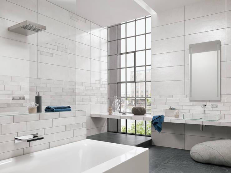 Steuler-Fliesen GmbHが手掛けた洗面所&風呂&トイレ