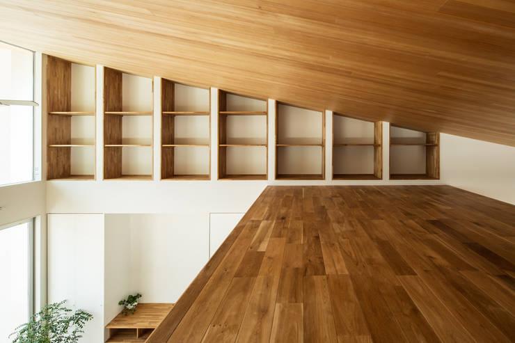 House N: 株式会社濱田設計測量事務所が手掛けた家です。