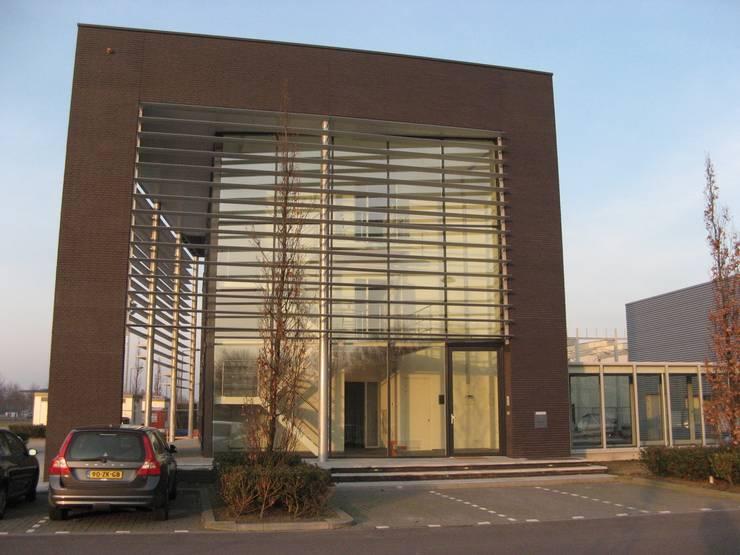 Bedrijfspand Eltra:  Kantoorgebouwen door FD architecten