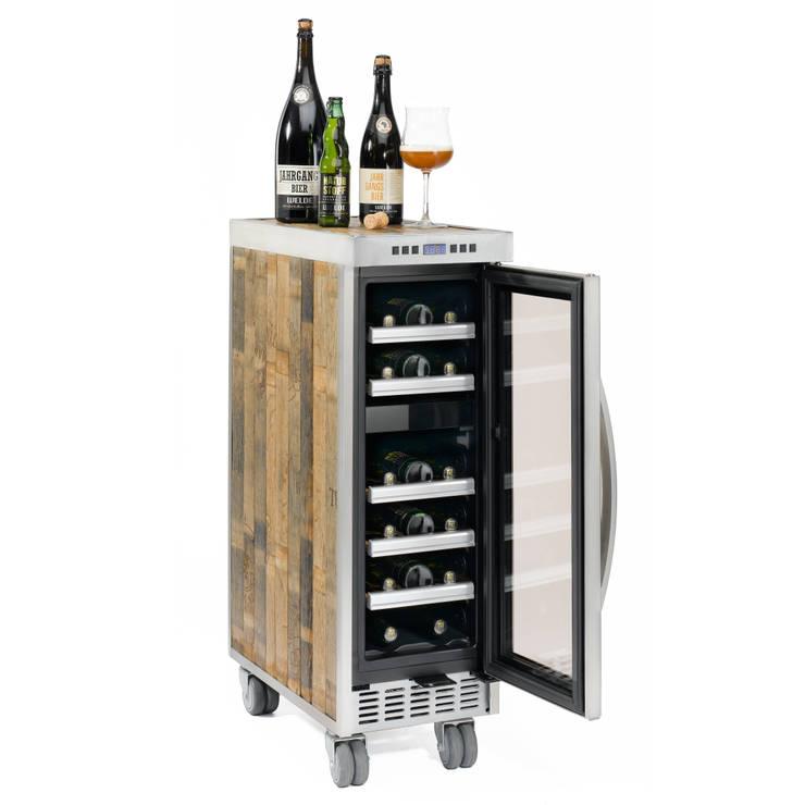 industrial Wine cellar by Skypak